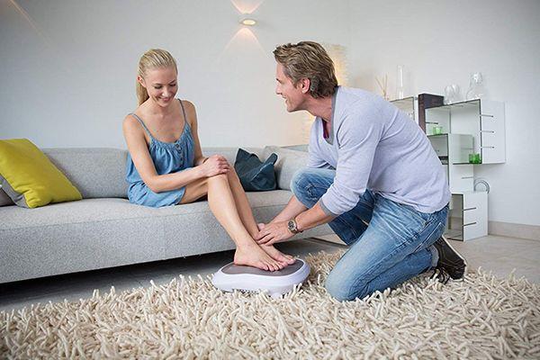 Quel est le meilleur appareil de massage pour pieds ?