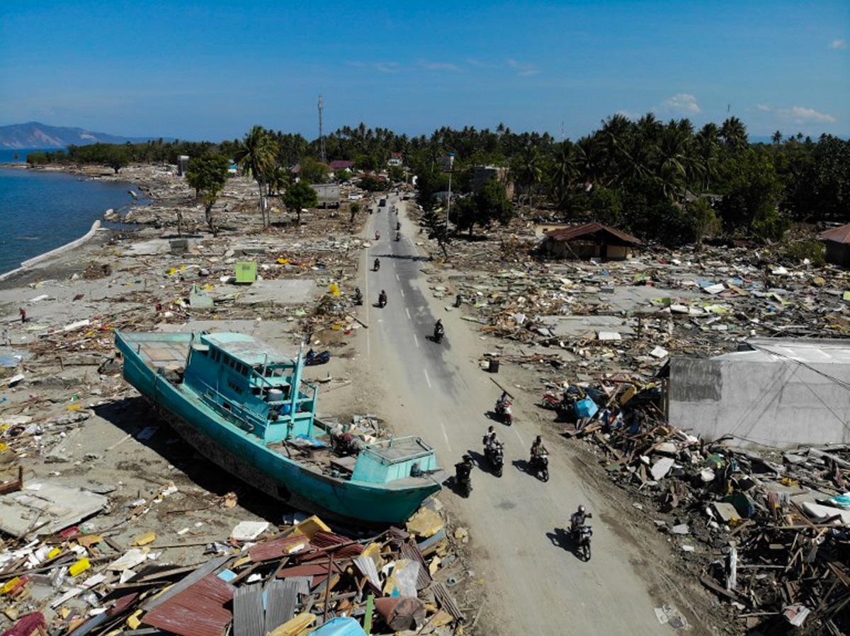 Quelle est la population de l'Indonésie ?