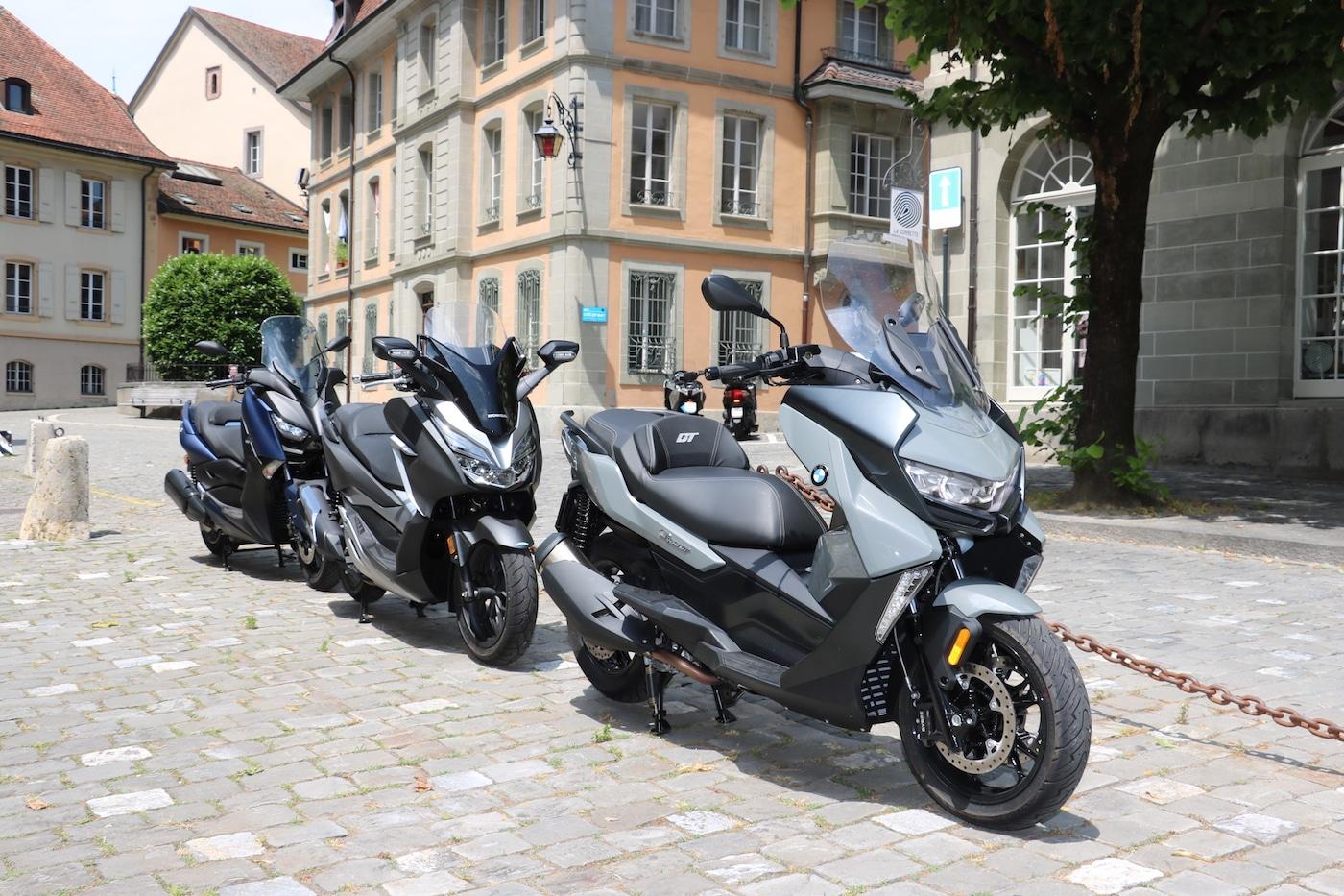 Quel est le meilleur scooter 400 cm3 ?