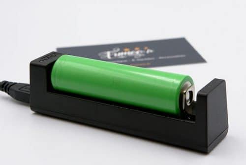 Combien de temps se recharge une cigarette électronique ?