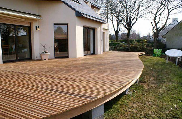 Quelle est la durée de vie d'une terrasse bois ?