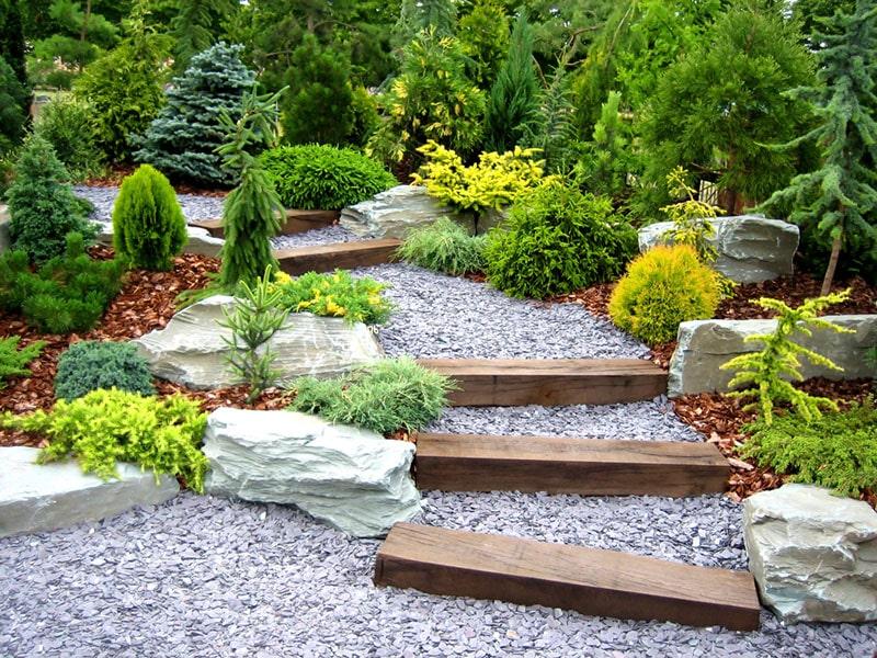 Comment construire un escalier extérieur en bois ?