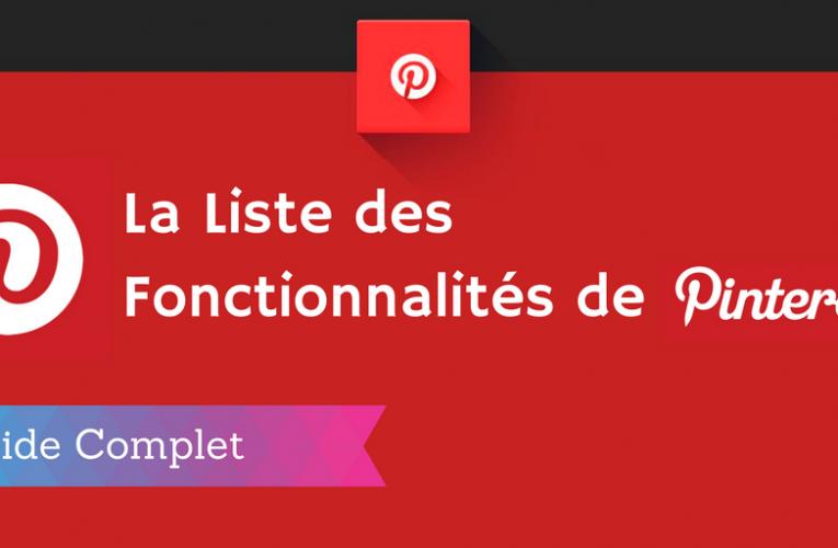 Comment utiliser Pinterest ?