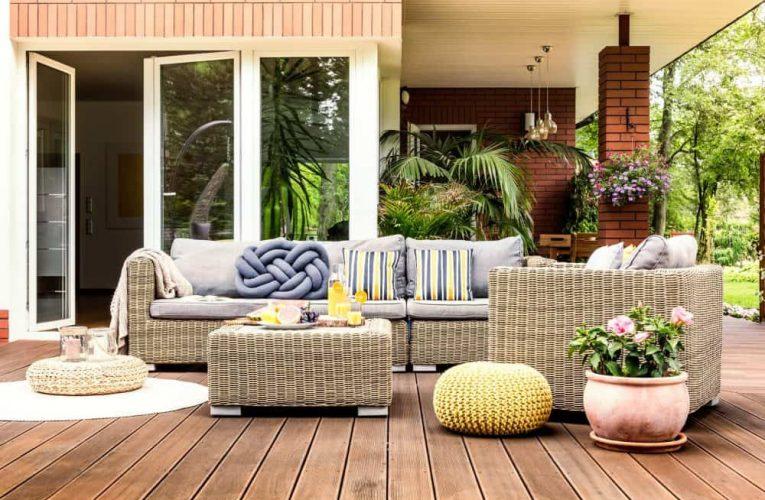 Les avantages de la terrasse sur lambourdes