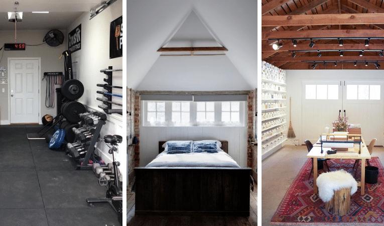 Comment faire un studio dans son garage ?