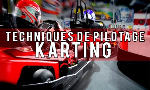 Karting : apprendre à conduire